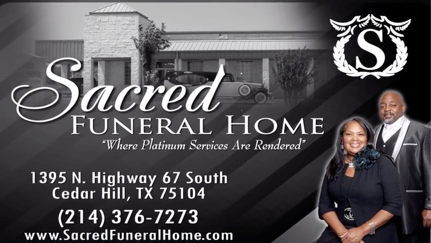 Sacred Funeral Home   Cedar Hill TX funeral home and cremation